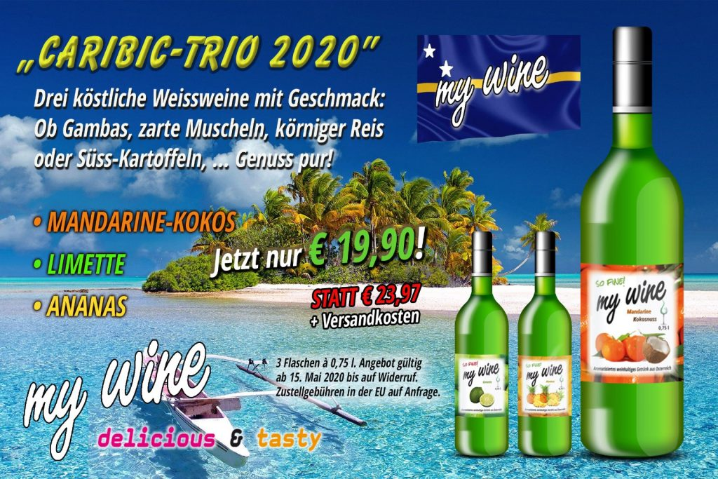 MyWine Sommertrio Caribic