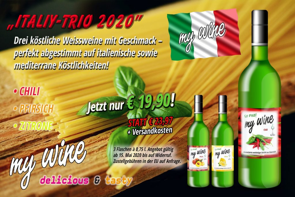 MyWine Sommertrio Italy