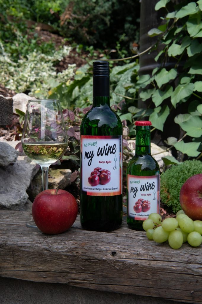 MyWine roter Apfel