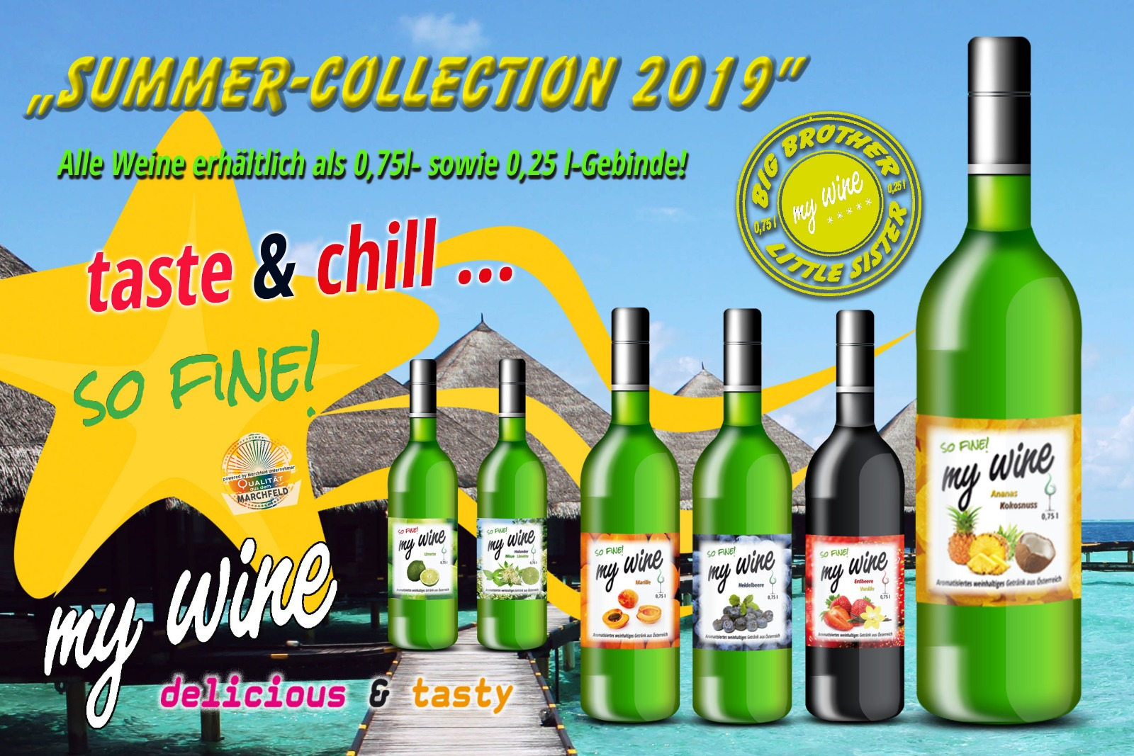 MyWine Sommer